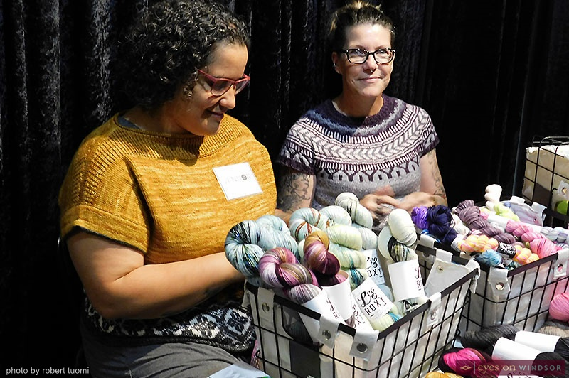 Leo & Roxy Yarn Co