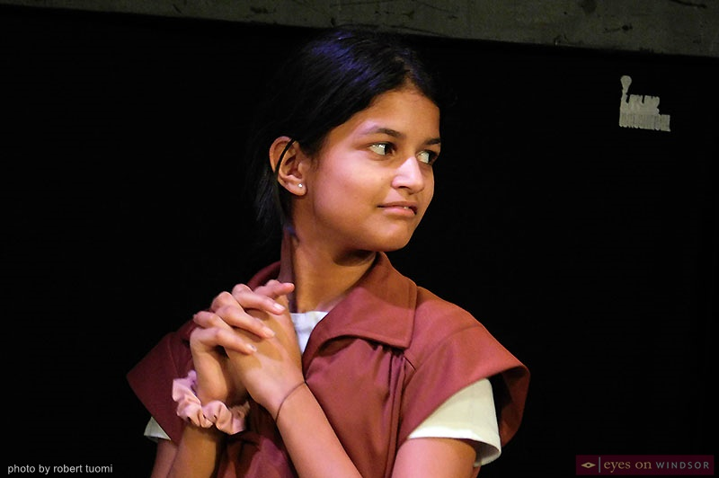Extension Korda Student Actress in Munschables