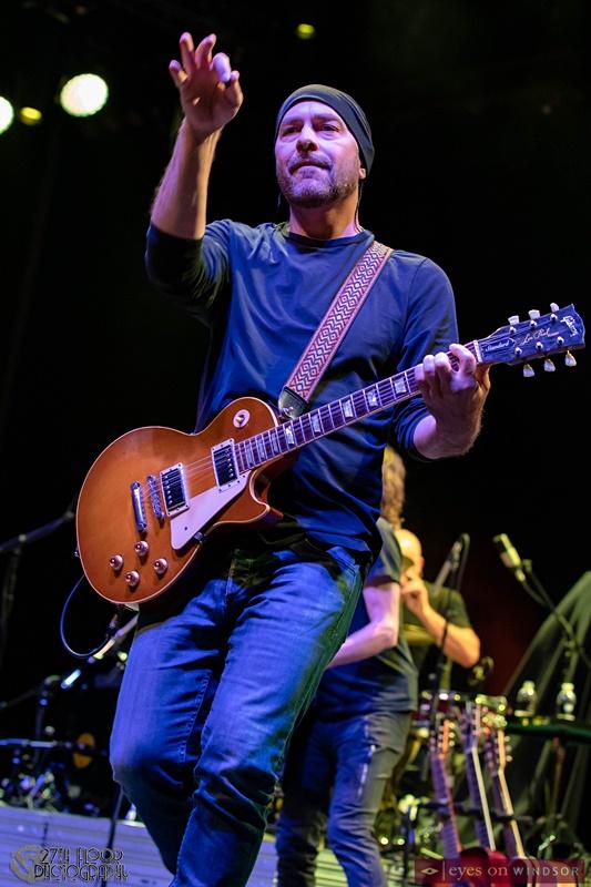 Moist guitarist Mark Makoway