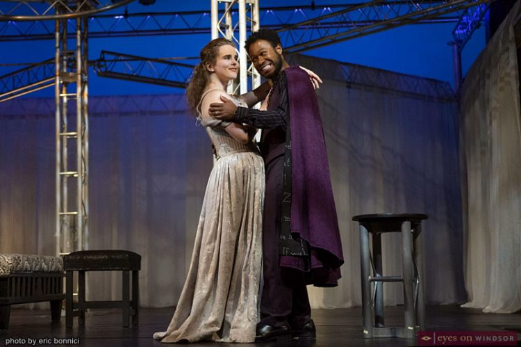 UP Windsor's Othello Blends Past and Present With Exceptional Acting