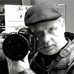 Photographer Rene Tremblay