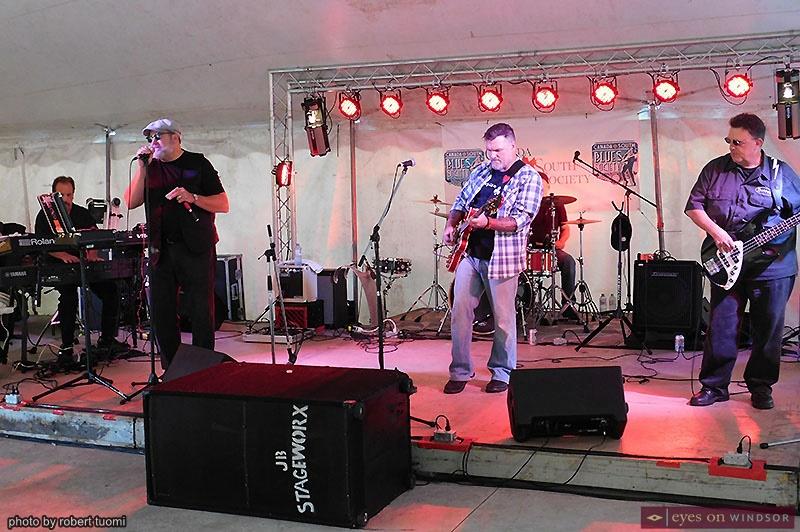 Jeff Hoagland Band