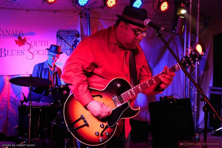 """Riverside Blues Festival Fills Big Tent With The Music of The """"King of The Blues"""""""