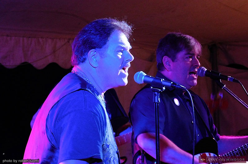 Johnny Bo and Ricky Domino of British Beat 66