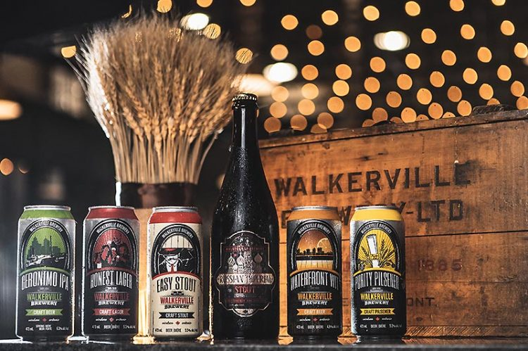 Walkerville Brewery Wins 6 Brewing Awards Ahead of 7th Anniversary
