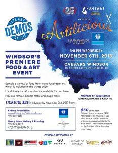 Artilicious Windsor Poster