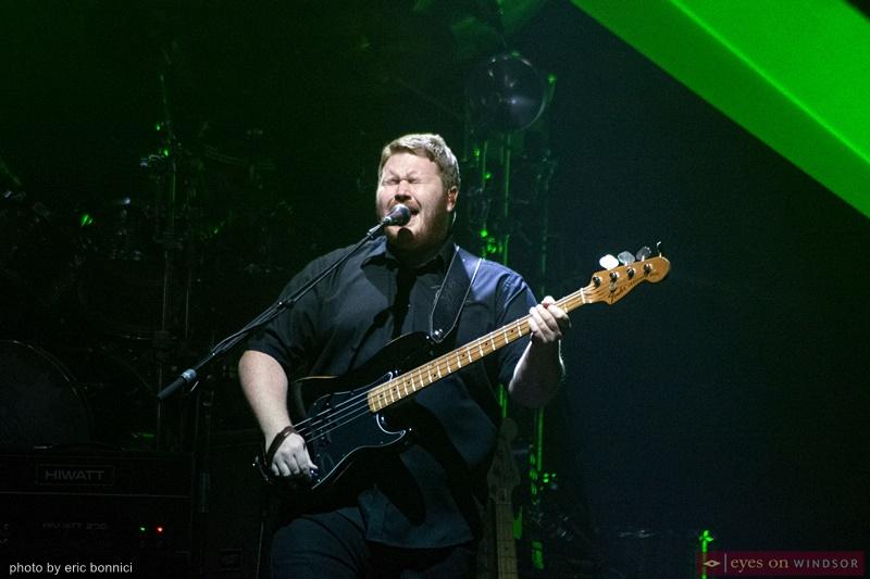 Australian Pink Floyd band member Ricky Howard (Bass / Vocals)