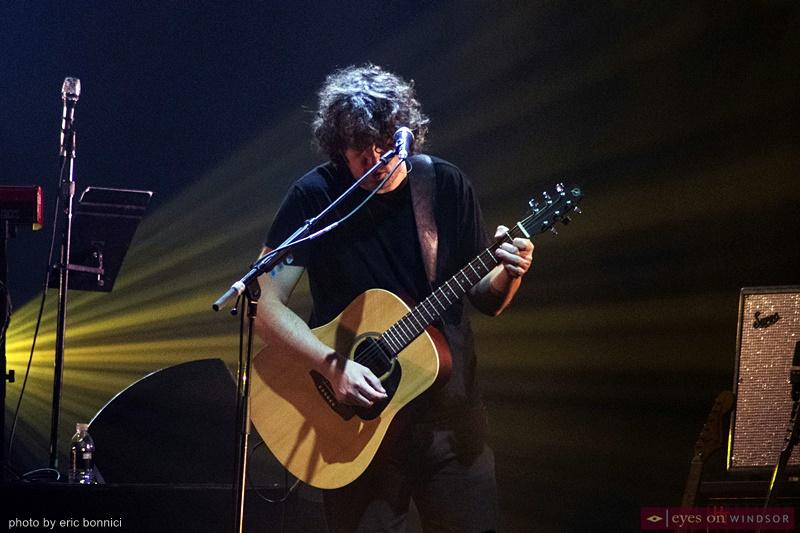 Australian Pink Floyd band member David Domminney Fowler (Guitar / Vocals)