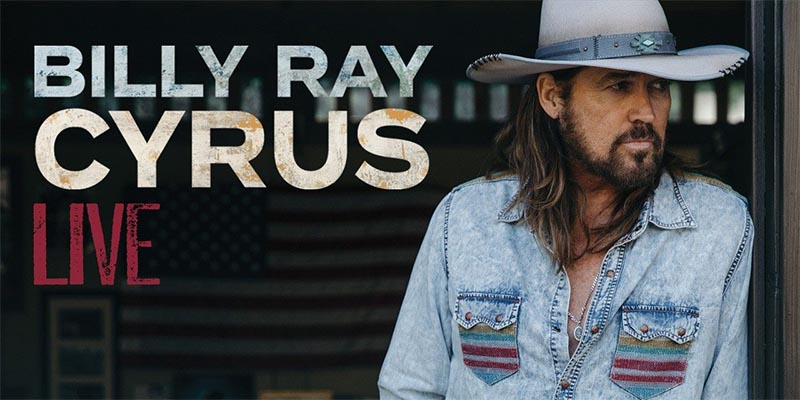 Billy Ray Cyrus Live at Caesars Windsor