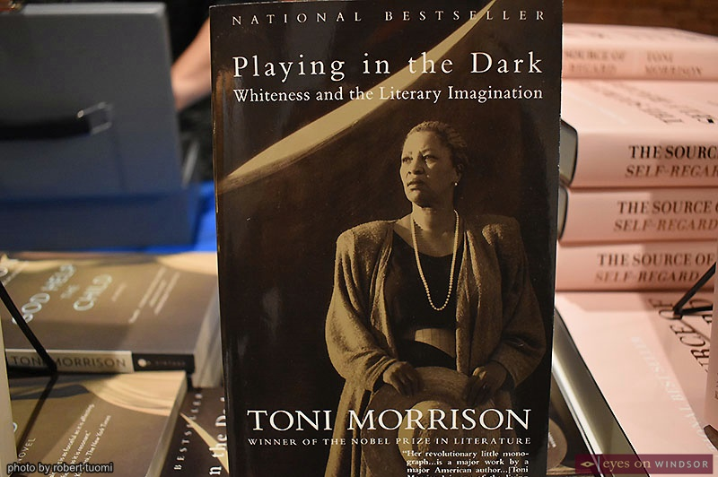 Books by author Toni Morrison at Bookfest Windsor