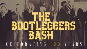 Bootleggers Bash Poster