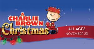 A Charlie Brown Christmas Live On Stage at Caesars Windsor