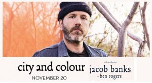 City and Colour Concert at Caesars Windsor