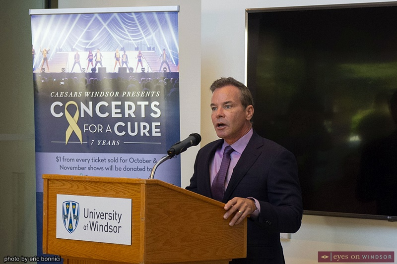 Kevin Laforet Caesars Windsor Concerts For A Cure