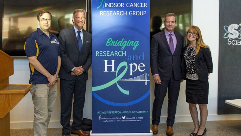 Concerts For a Cure at Caesars Windsor Exciting For Windsor Cancer Research Group