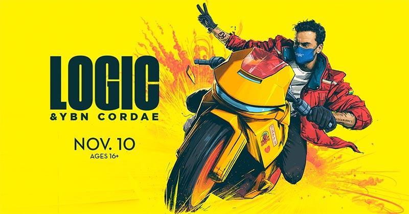 Logic & YBN Cordae Live at Caesars Windsor