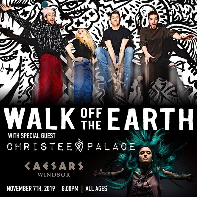Walk Off The Earth With Christee Palace Live at Caesars Windsor