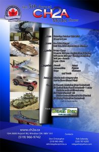 CH2A Model Show Poster