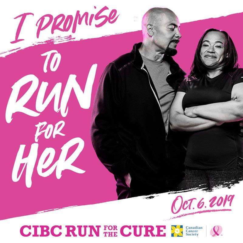 CIBC Run For The Cure Windsor Poster