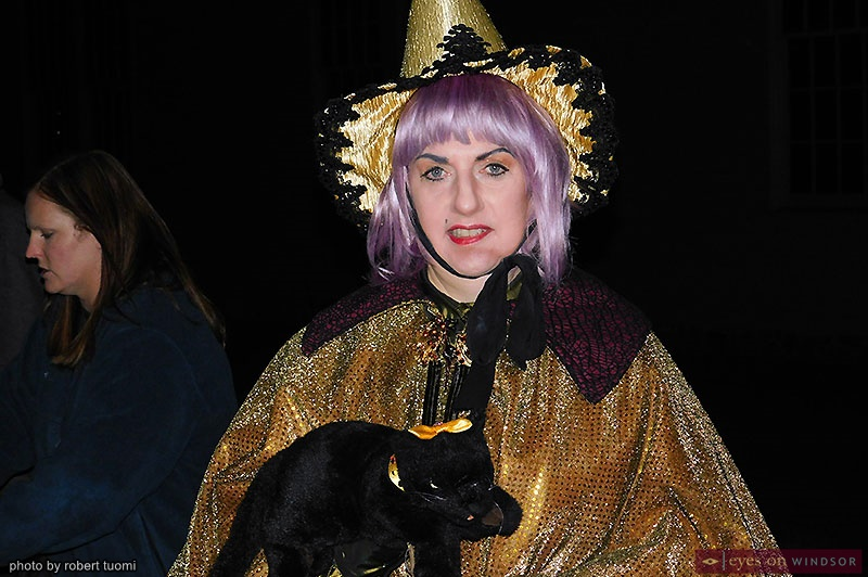 Hallowe'en in Greenfield Village's Good Witch