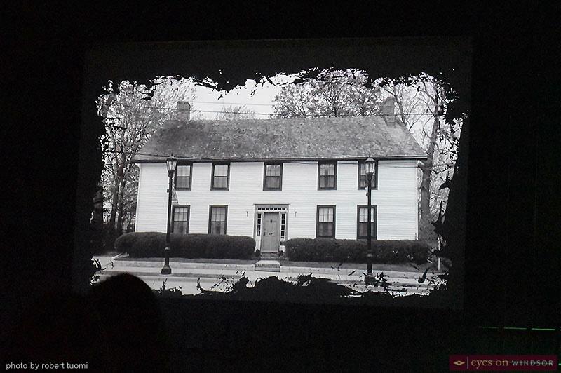 Local Hauntings McGregor-Cowan House in Olde Sandwich Towne