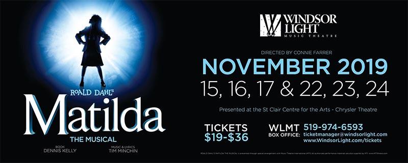 Matilda Windsor Light Music Theatre
