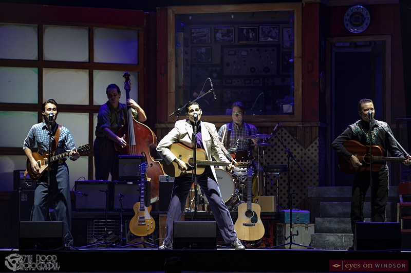 Million Dollar Quartet The Musical