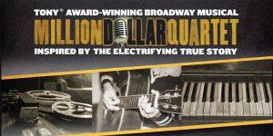Million Dollar Quartet at Caesars Windsor Poster