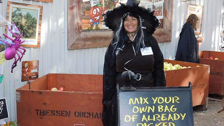 Last Weekend To Take Advantage of Theissen Orchards' Apple Selling Season