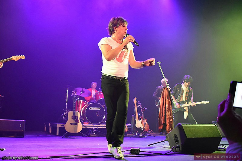 Michael Danckert as Mick Jagger