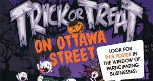 Trick or Treat on Ottawa Street