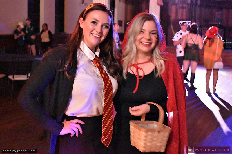 Water's Edge Halloween Charity Bash