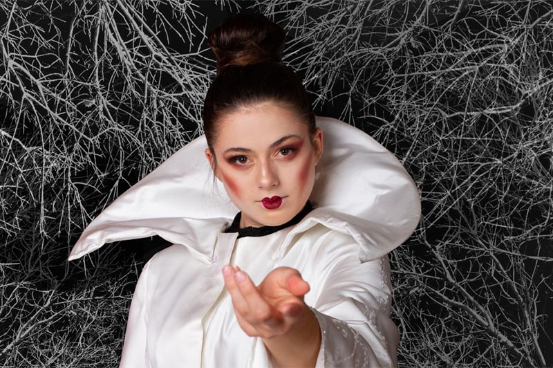 UP Windsor Beauty and the Beast, Katy Chapman as the White Witch