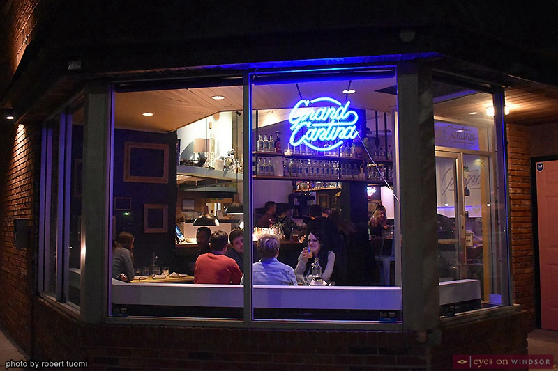 The Grand Cantina Restaurant in Ford City