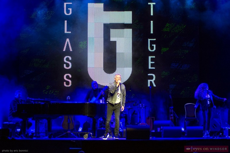 Glass Tiger at Caesars Windsor