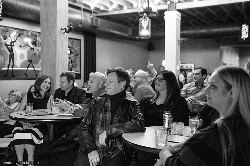 Audience enjoying Kay Oh Chay's EP Release Show