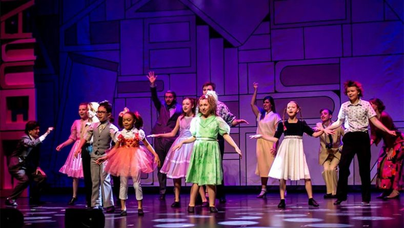 Windsor Light Music Theatre's Matilda Goes Into Megawatt Overdrive