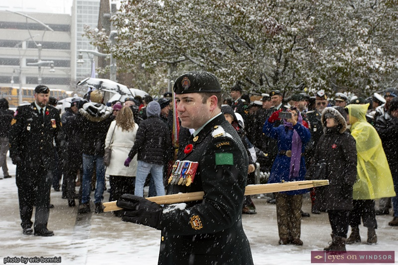 Remembrance Day Windsor Ceremony