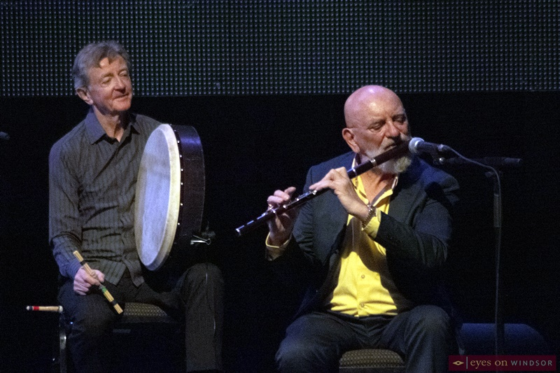 Kevin Conneff and Matt Molloy