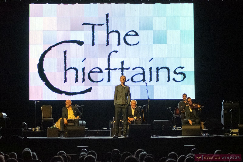 The Chieftains Performing