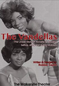 The Vandellas: No More Tears The Untold Story Poster