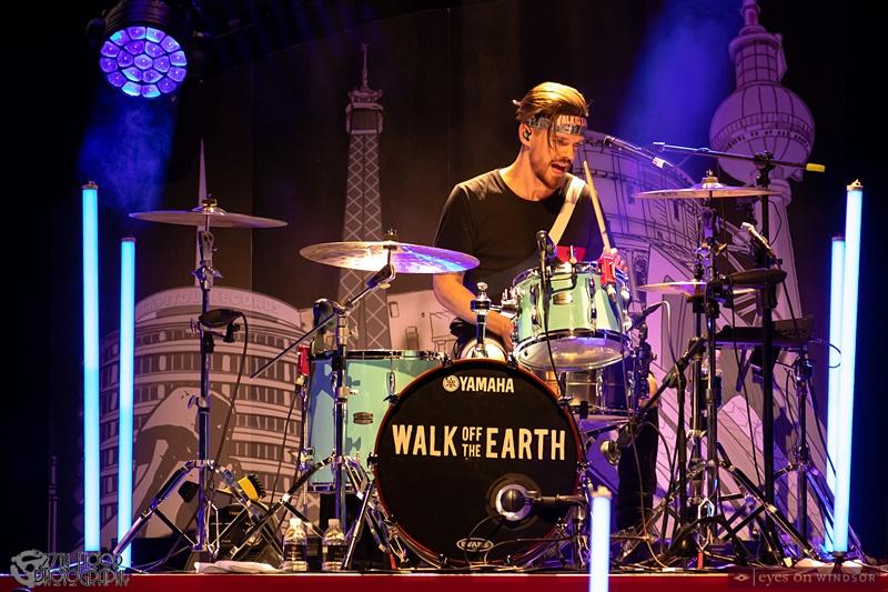 Joel Cassady of Walk Off The Earth