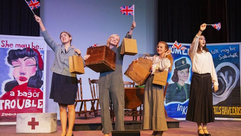 Walkerville's Waiting For The Parade Wows With Struggling WWII Women