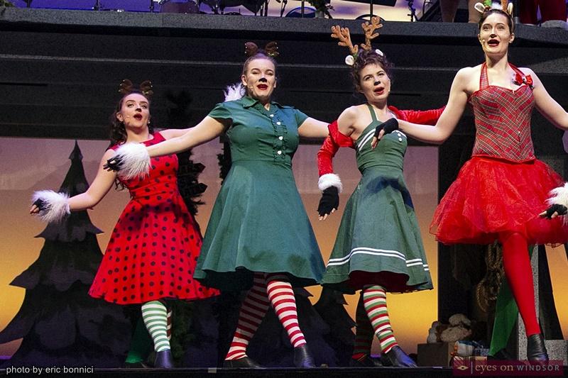 A St. Clair Christmas