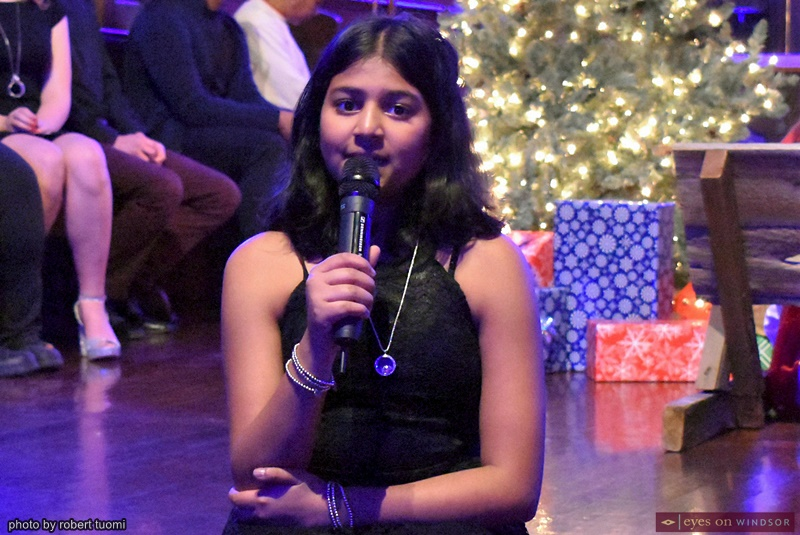 Lakshmi Tharuvaj ACT Windsor Christmas Concert