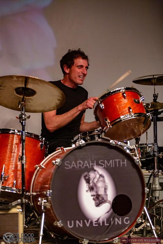 Drummer Bobby Reynolds