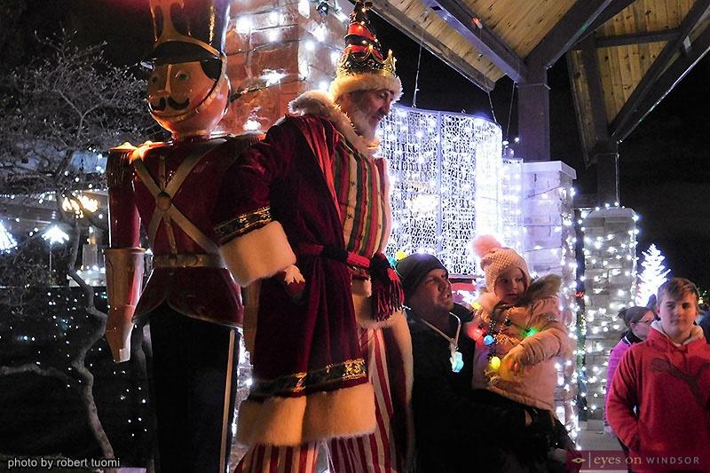 Bright Lights Windsor Entertainment Stilt Guys Lefebvre