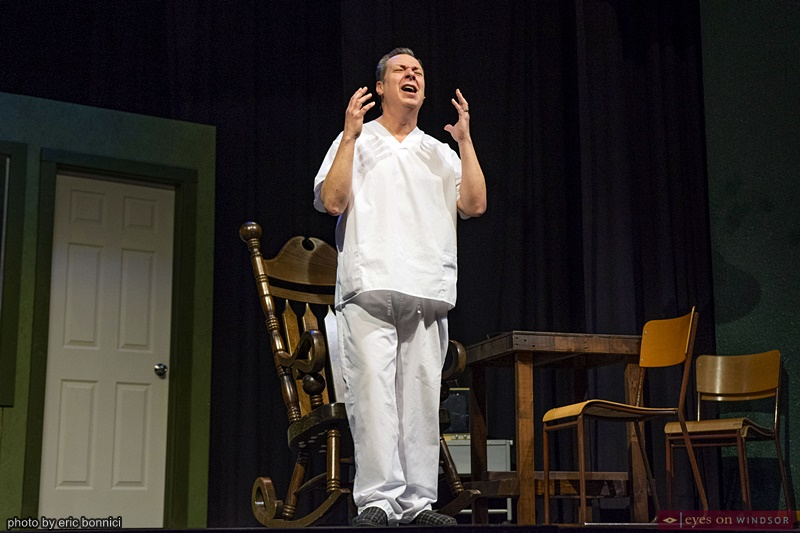 John Riehl as Dale Harding in Cardinal Music's One Flew Over The Cuckoo's Nest