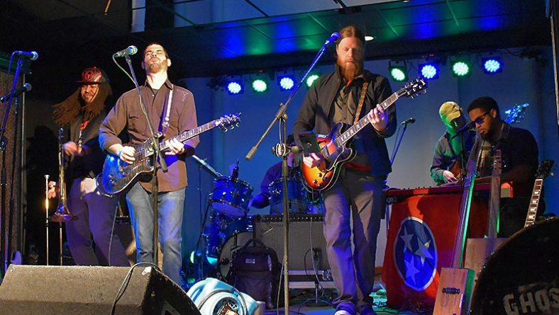 "Ghost Town Blues Band ""Shine"" The Future of Blues On Windsor"