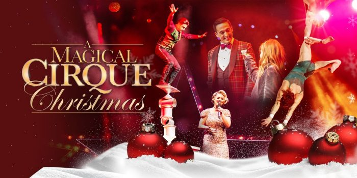 A Magical Cirque Christmas at Caesars Windsor